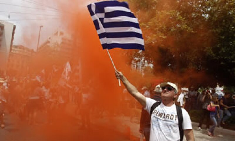 Las protestas en Grecia se incrementaron la semana pasada por las medidas de austeridad de su Gobierno. (Foto: AP)