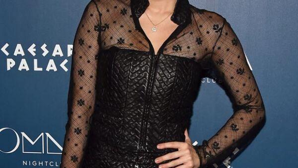 La actriz y cantante regresa a la televisión como la nueva musa de Woody Allen en su producción para Amazon.