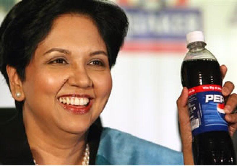 Indra Nooyi dijo que ante la obesidad se requiere que las compañías mejoren sus productos. (Foto: AP)