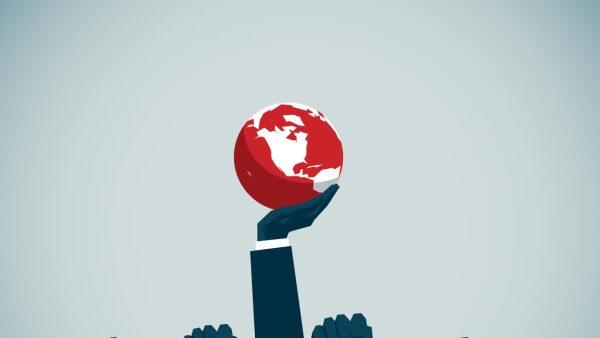 mundo organización puños