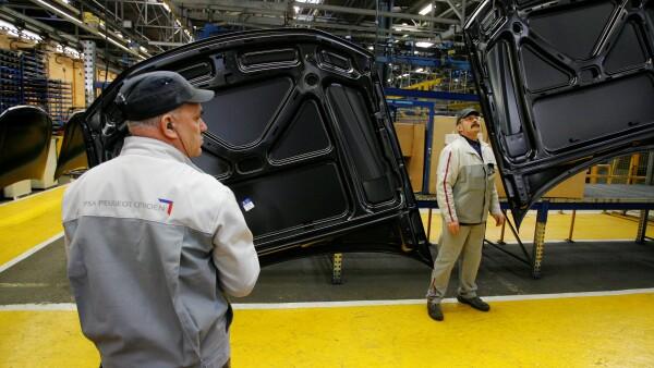 T-MEC sector automotriz transición