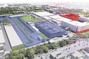 Nuevas instalaciones del centro de innovación global de Bridgestone /Tokio