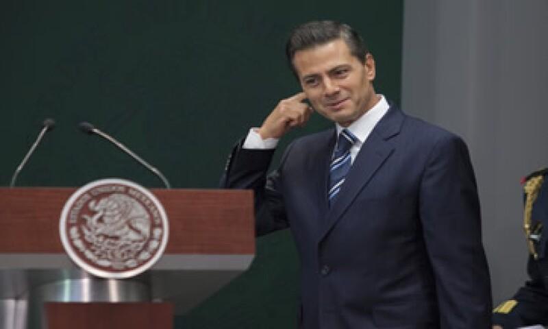 Los casos de corrupción, así como su respuesta al caso de los estudiantes, han vapuleado la popularidad del presidente Enrique Peña Nieto. (Foto: Cuartoscuro )
