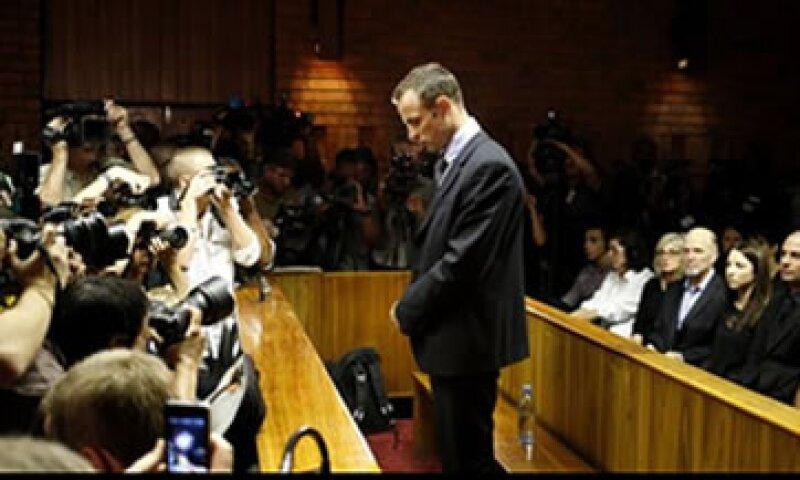 Tras el escándalo, Pistorius perdió el patrocinio de Nike.  (Foto: Reuters)