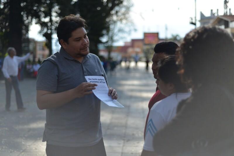 México estrena herramientas de transparencia.