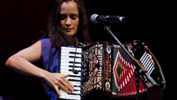 Será este 15 de julio en el festival La Mar de Músicas de Cartagena cuando la cantante mexicana presente su producción.