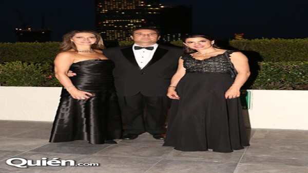 Elena Garrido,Gregorio Garrido,Paola Petrini