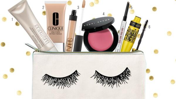 Estos productos harán que empezar a maquillarte sea súper fácil y divertido.