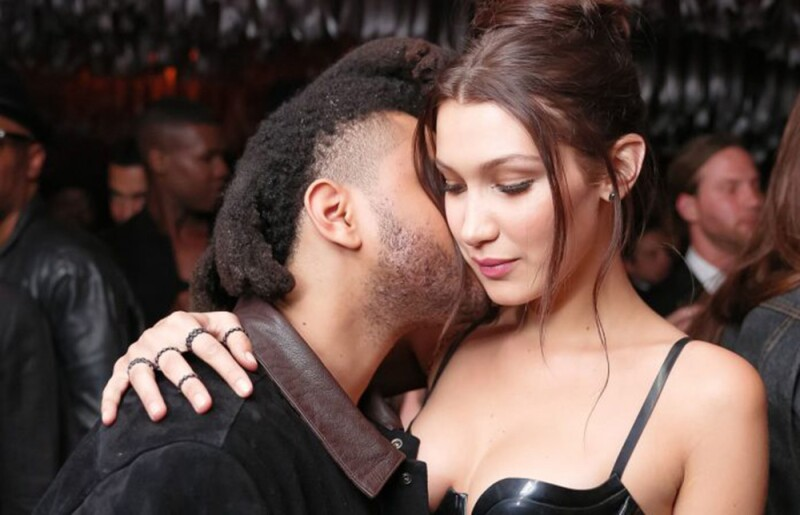 The Weeknd y The Bella Hadid