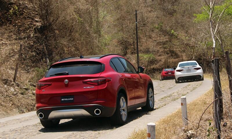 Stelvio, Alfa Romeo