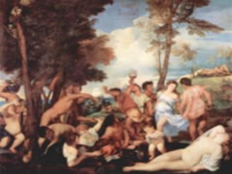 Brown dijo que el pintor renacentista Tiziano llegó a vivir 90 años, cuando murió a los 86. (Foto: AP)