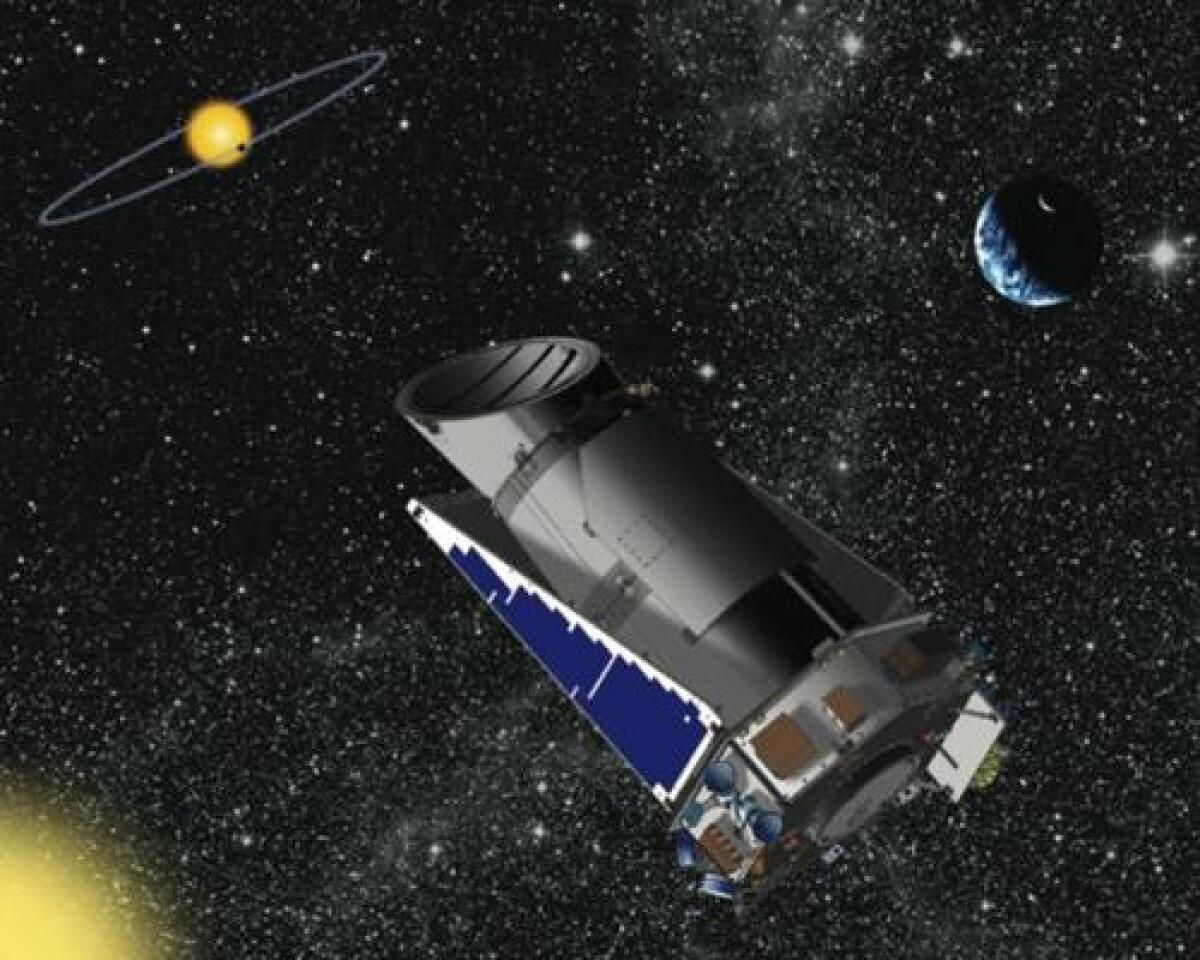 kepler spacecraft feature - HD 1200×960
