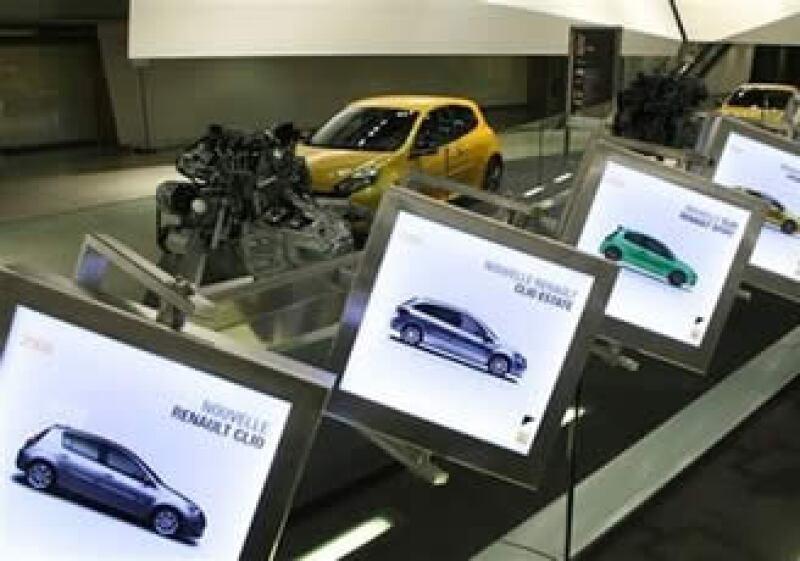 La pérdida neta anual de Renault fue mayor a la esperada por el mercado, de 2,590 millones de euros. (Foto: AP)