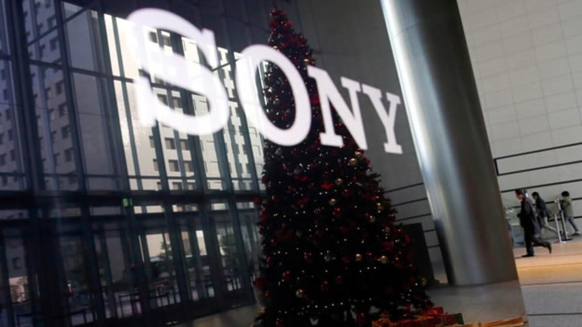 Sony deja claro que es una empresa de entretenimiento…en el CES