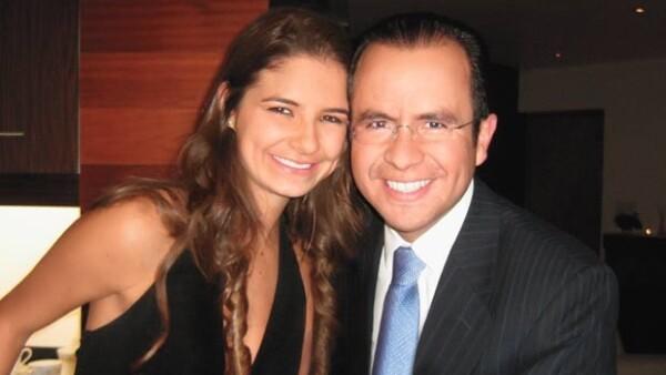 El presidente del CEN del Partido Acción Nacional y la cantante se casarán por el civil este 2 de octubre.