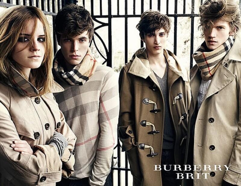 Campaña de Burberry
