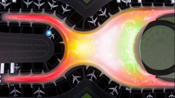 El nuevo aeropuerto fue diseñado por los arquitectos Norman Foster y Fernando Romero. (Foto: Tomada de aeropuerto.gob.mx )