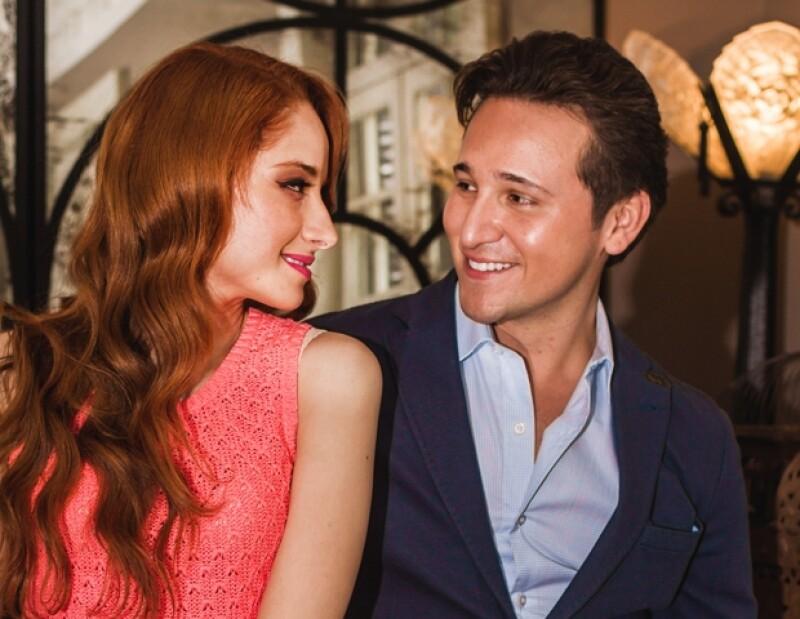 La pareja posó en un romántico shooting para Quién, donde aprovecharon para contarnos particulares episodios que han tenido en su relación.