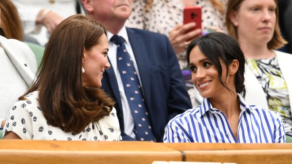 Gente: Meghan, duquesa de Sussex, Catherine, duquesa de Cambridge