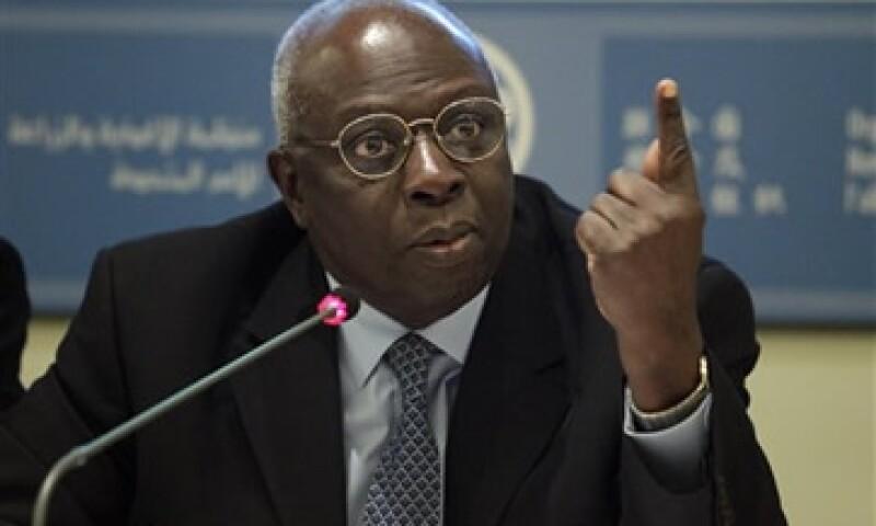 Jacques Diouf será reemplazado por el brasileño José Graziano da Silva en 2012. (Foto: AP)