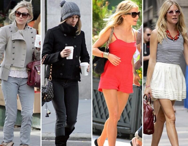 La estética británica no sólo está presente en la ropa sino también en modelos de estilo a seguir, imponiendo nuevo íconos de moda.