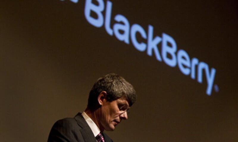El ejecutivo cometió un grave error con el teléfono de pantalla táctil Z10. (Foto: Getty Images)