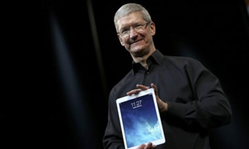 La iPad Air representa la quinta generación del dispositivo de Apple desde el último modelo de octubre de 2012. (Foto: Reuters)