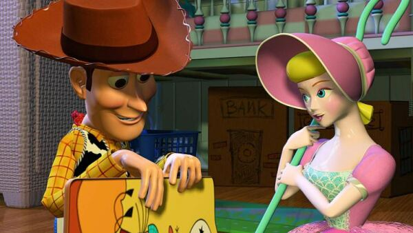 Woody y Betty