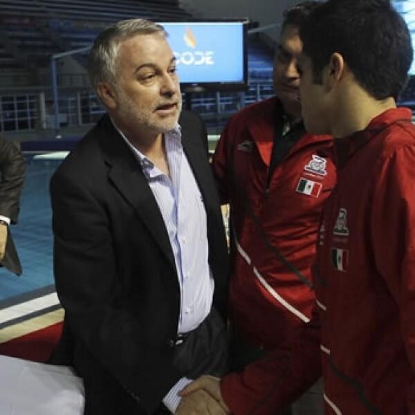 Medallistas olímpicos de Guadalajara reciben homenaje
