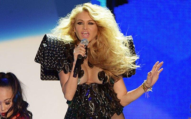 La cantante había sido criticada por no recuperar rápido su figura tras recibir a su bebé.