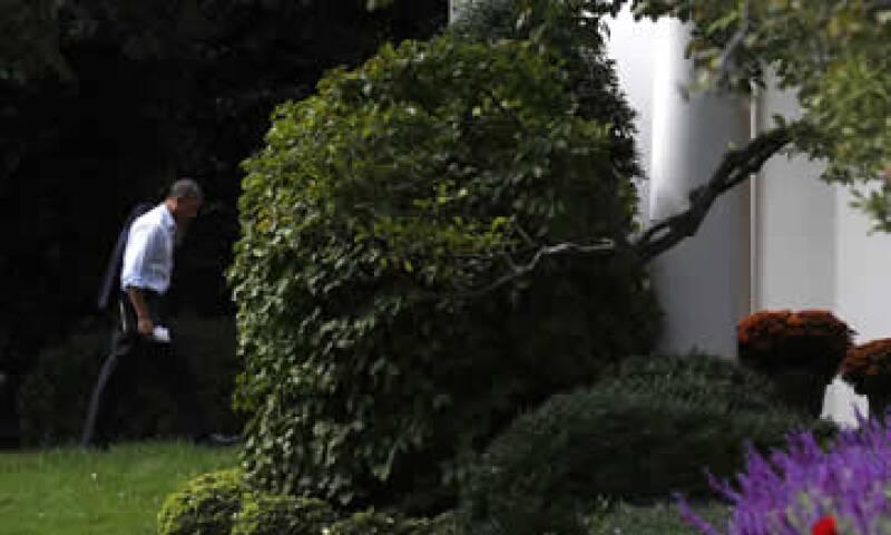 No hay certeza si la reunión con el presidente Obama se realizará más adelante. (Foto: Reuters)
