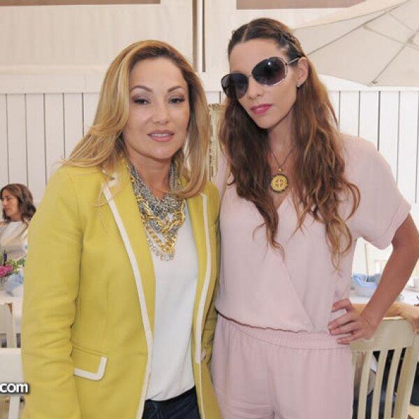 Rocío Bayo,Andrea Díaz Ordaz