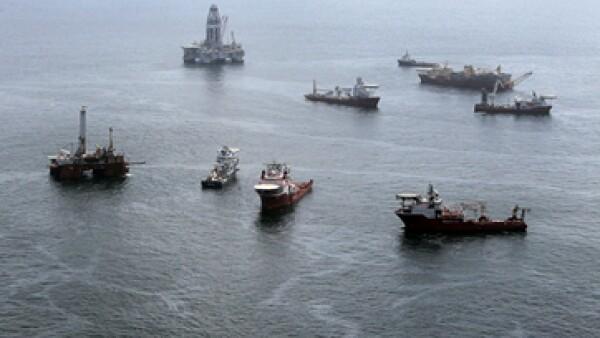 """El derrame de BP es considerado """"el peor en la historia de EU"""" (Foto: Getty Images/Archivo )"""