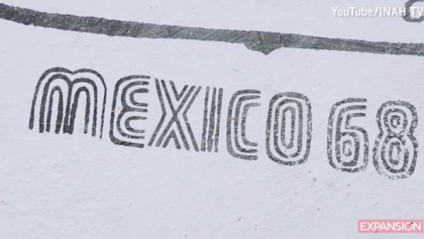 Los movimientos sociales de 1968 en México, recogidos por una muestra