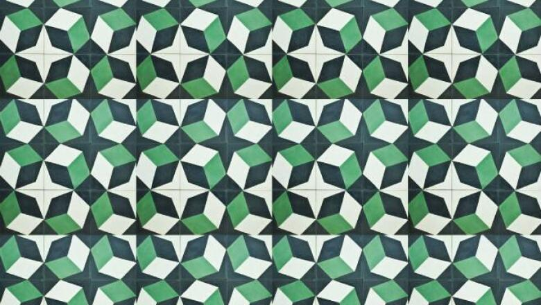 Mosaico dise�o de Jos� Castro Le�ero