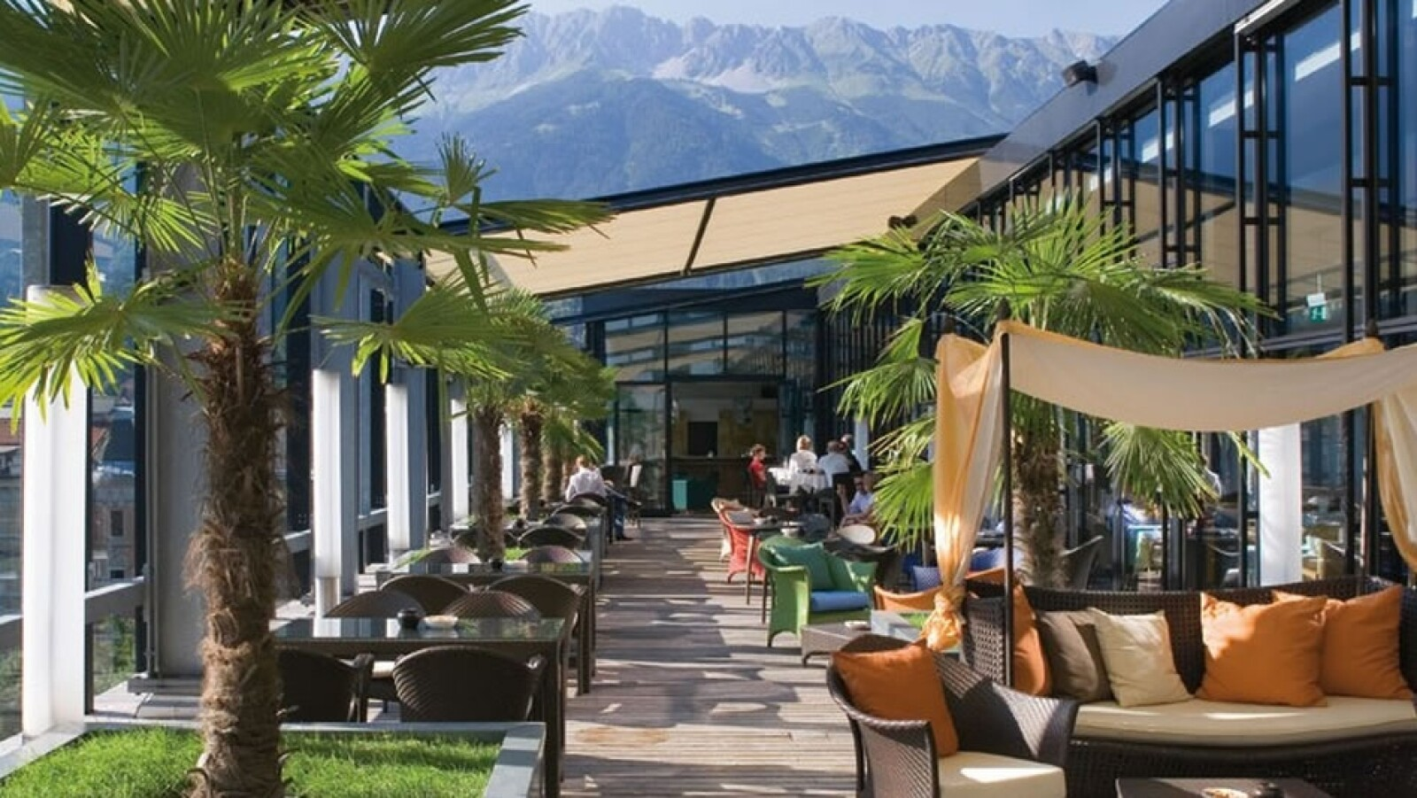 The 5th Floor, The Penz Hotel (Innsbruck, Austria)