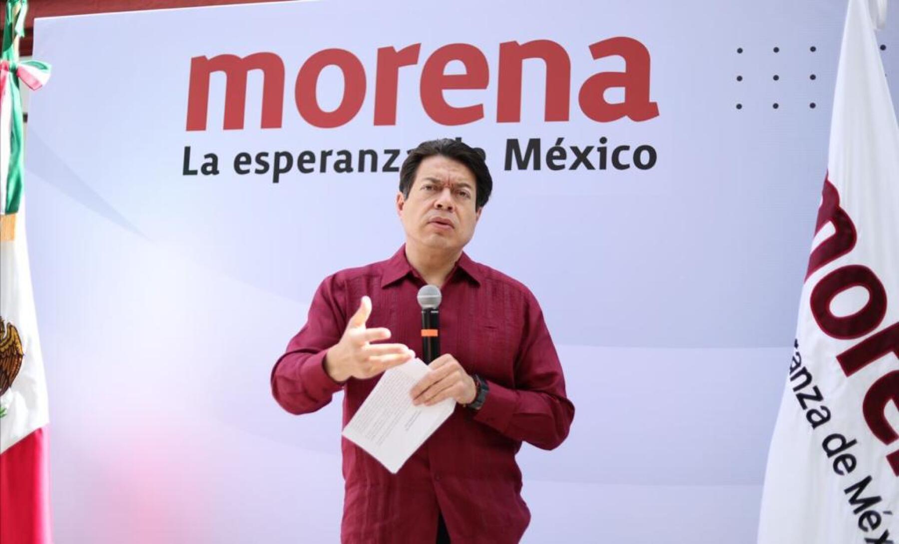 Morena pide civilidad a sus aspirantes a candidaturas a gobernador