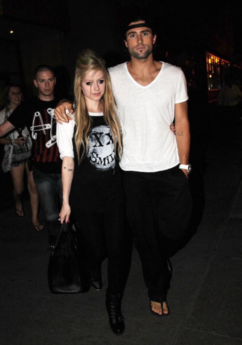 Todo parece indicar que Brody Jenner todavía conserva su tatuaje en honor a Avril.