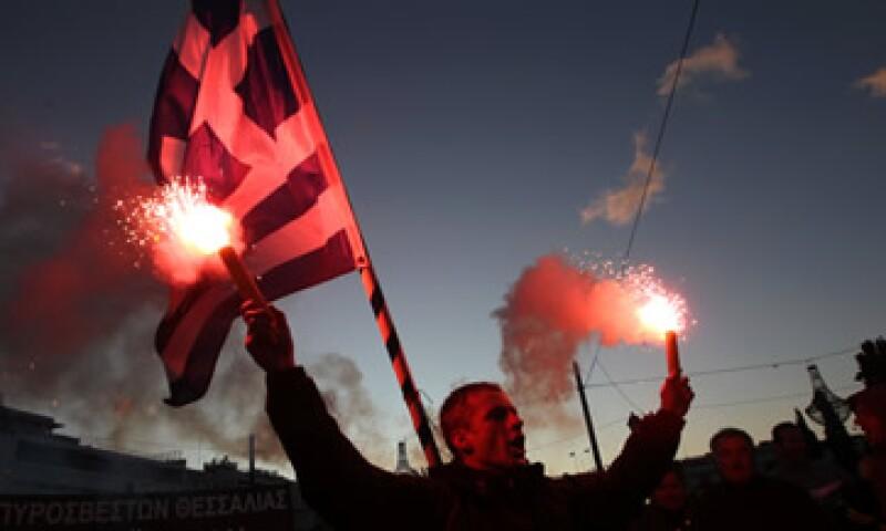 La crisis ha sumido a Grecia en problemas no solo económicos, ya amenaza con una inestabilidad social. (Foto: AP)