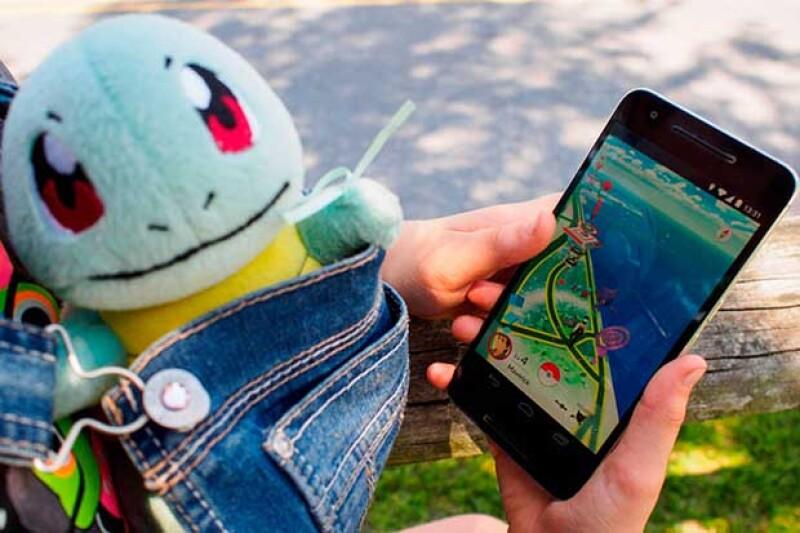 Vaporeon, un Pokémon difícil de encontrar en el nuevo juego de la famosa caricatura, fue visto en Central Park, causando la movilización de cientos de personas.