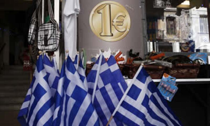 Los problemas de Grecia se deben a que muchos años vivieron por encima de sus medios, dijo Schäuble. (Foto: Reuters )