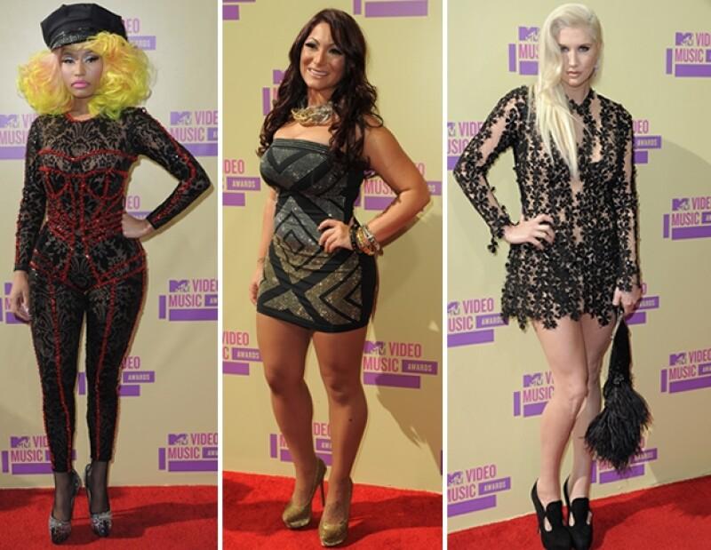 Este domingo serán los MTV Video Music Awards en donde diversos artistas gustan de presumir sus mejores -y a veces sin querer- peores outfits, por ello recordemos nuestros favoritos del 2012.