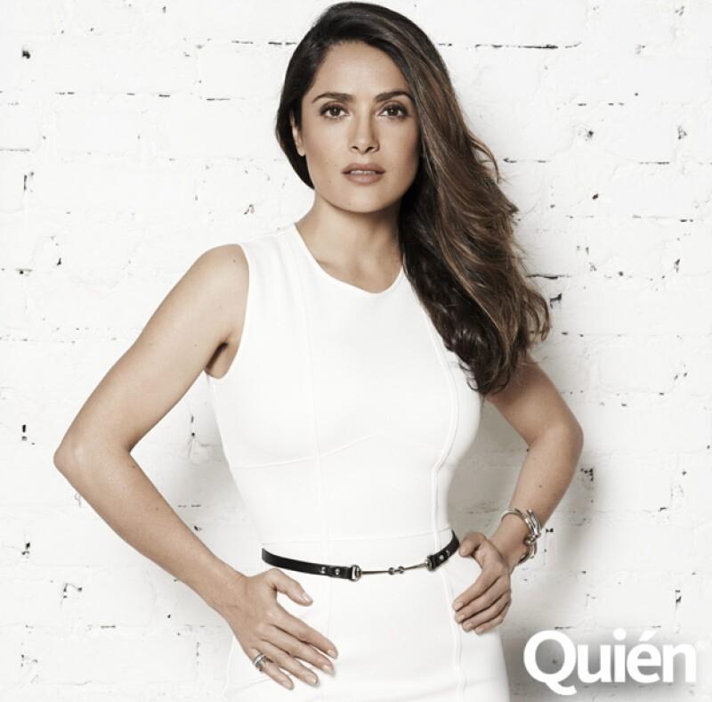 La actriz admite que, como muchas otras personas, hay días en los que no se encuentra tan cómoda con su apariencia como de costumbre.
