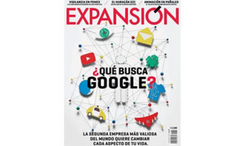 Expansión visitó la casa de Google para entender cómo ve el futuro esta plataforma. (Foto: Kyle Bean )