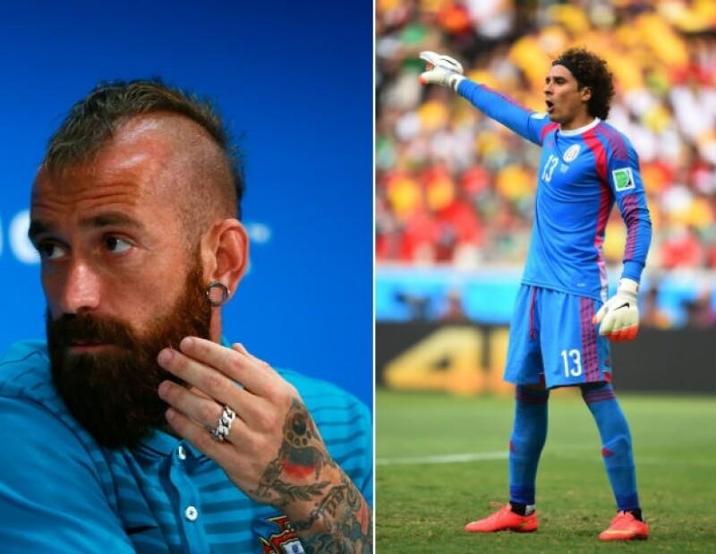 Meireles y Ochoa, dos protagonistas importantes del Mundial.