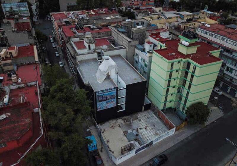 edificios reconstruccion