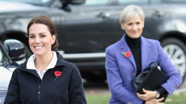 Kate Middleton y Catherine Quinn