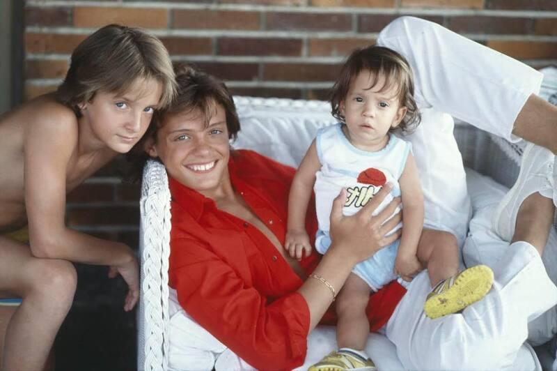 Alex, Luis Miguel y Sergio Gallego Basteri.
