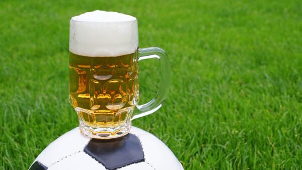 Futbol y alcohol