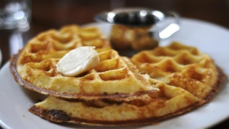 Adiós a los Waffles con bacteria.